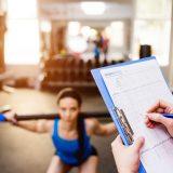 Het maken van een persoonlijk trainingsschema