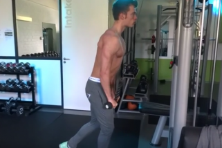 Video – Tricep Oefeningen