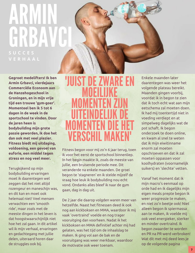 bodybuilding interview