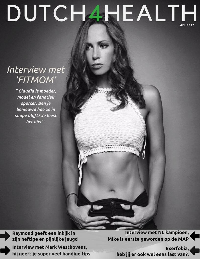 Sport en fitness magazine
