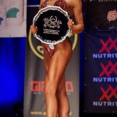 Interview met bikini fitness atlete Amy Swart