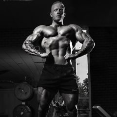 Interview met bodybuilder Frank Wempe