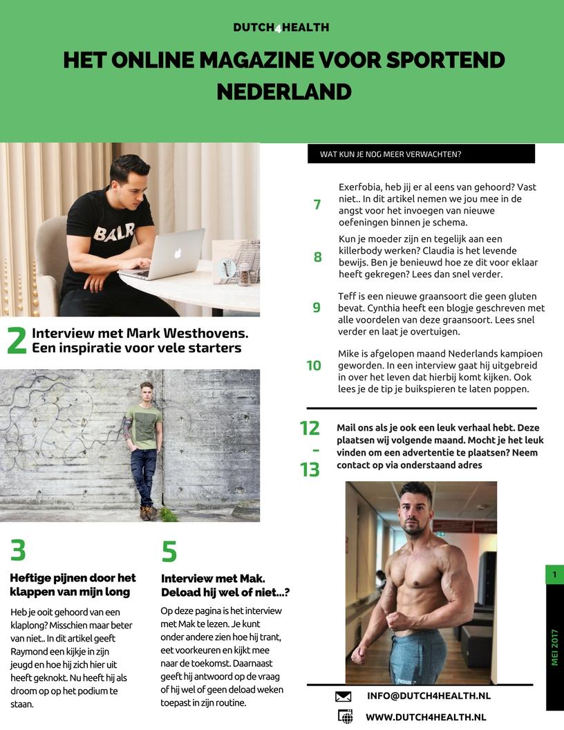 magazine mei
