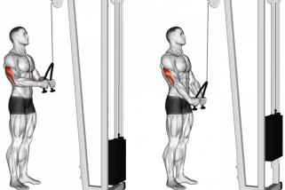Rope pushdown