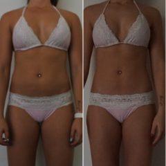 13 weken transformatie Carmen